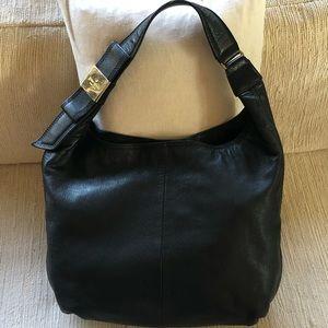 Kate Spade soft black leather purse